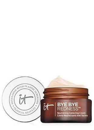 Нейтрализующий крем для коррекции цвета it cosmetics