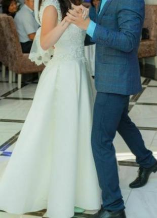 Свадебное платье афродита