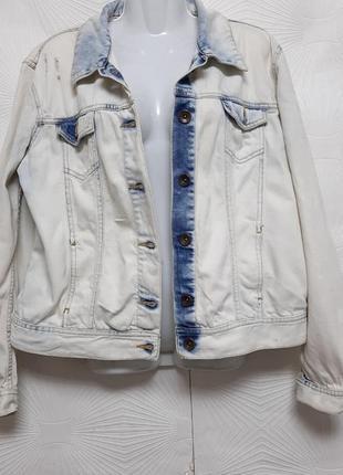 🦋 крутая джинсовка/пиджак