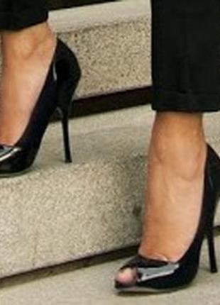 Классические туфли на каблуке asos