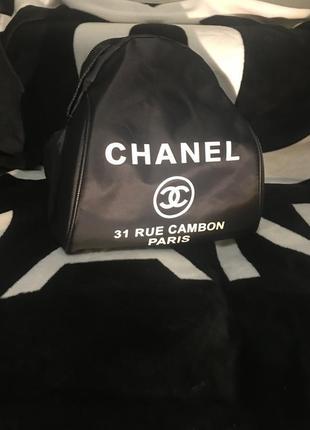 Рюкзак в стиле chanel