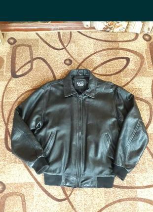Куртка-бомбер real learner 50-52