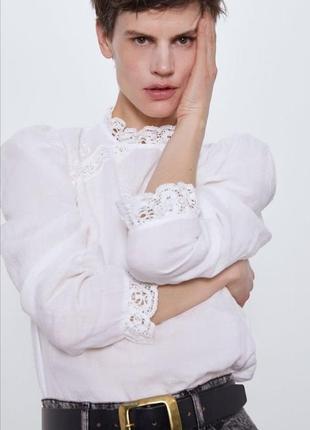Блузка женская zara 2020