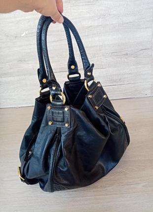 Симка сумочка италия кожаная мешок  італія кожана сумка
