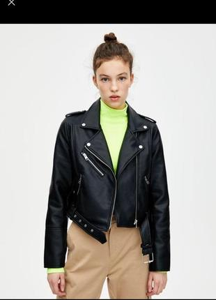 Очень крутая куртка косуха