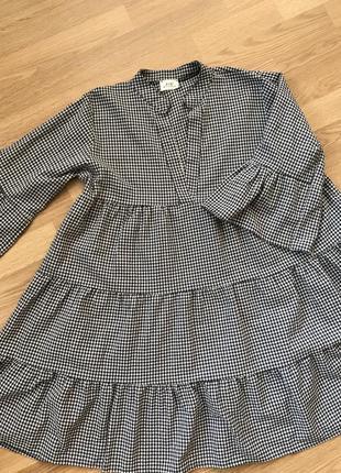 Круте плаття j&s льон котон
