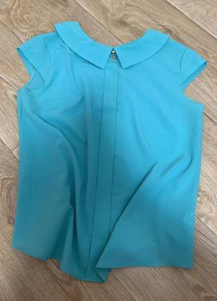 Шикарна лёгкая блуза