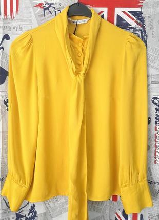 Блуза zara2 фото