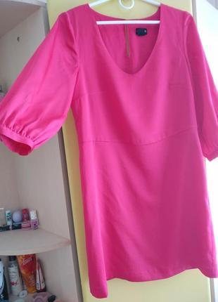 Крутое платье hm