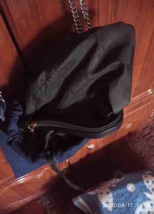 Сумка джинсовая3 фото