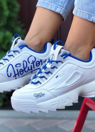 Fila женские кроссовки, жіночі кросівки філа фила