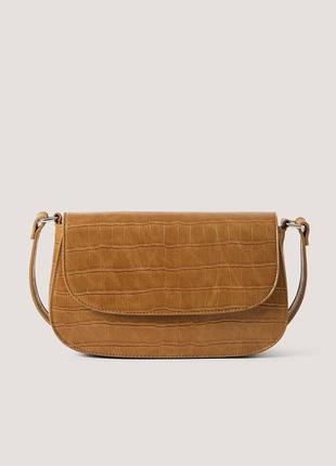 Нереально стильна трендова сумка на плече (shoulder bag)