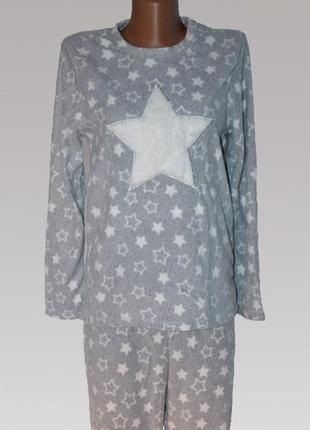 Женская флисовая пижама love to lounge primark