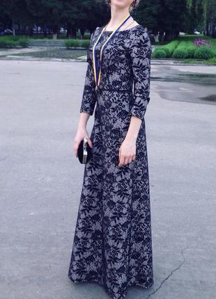 Элегантное, шикарное платье natali bolgar