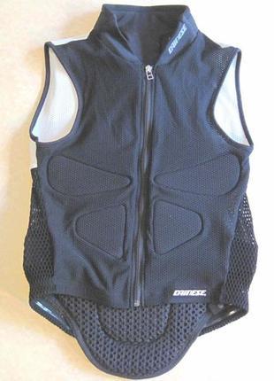 Мото вело защита спины/жилет/черепаха dainese, размер l