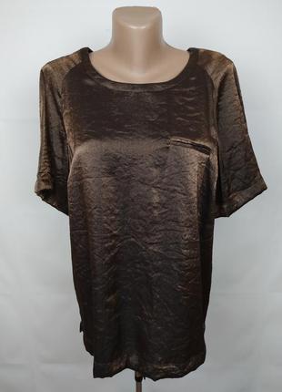 Блуза красивая легкая marks&spencer uk 14/42/l