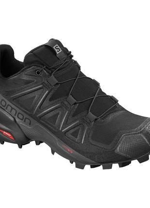 Кроссовки беговые  трекинговые для походов прогулок  salomon - 5 унисекс