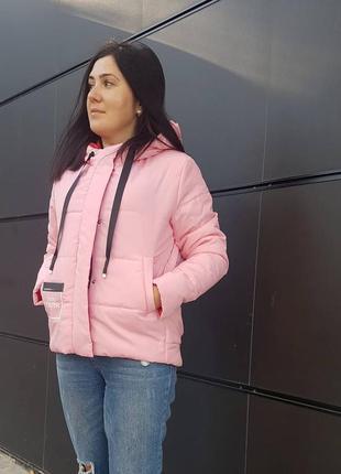 Лёгкая осенняя куртка
