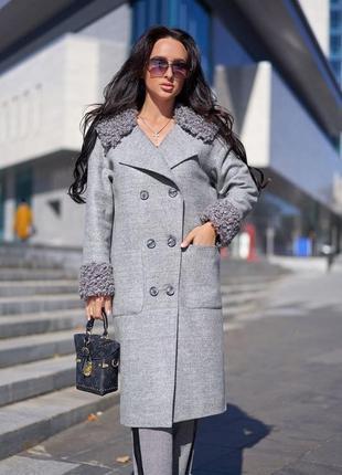 Пальто тм enneli 🔥😍