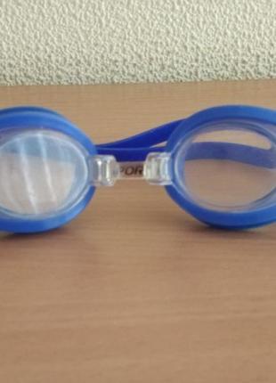 Очки для бассейна, плаванья
