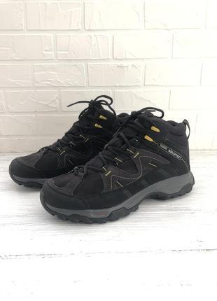 Ботинки демисезонный salomon gore-tex
