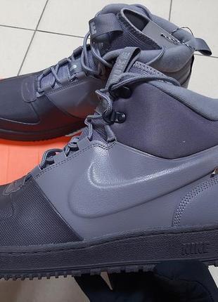 Оригинальные мужские ботинки nike path winter