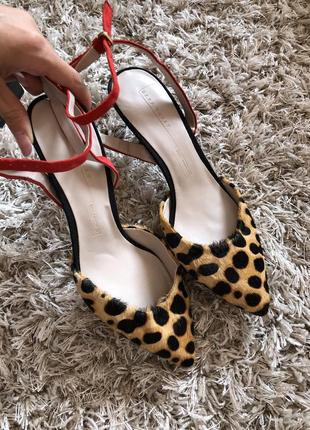 Стильні туфлі zara