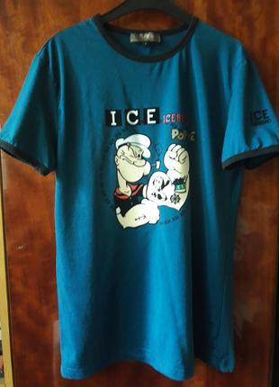 Футболка iceberg оригинал
