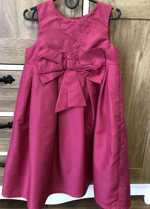Нарядна сукня next 5р