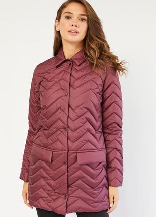 Демисезонная осенняя куртка - плащ утепленная| демисезонная| цена без посредника