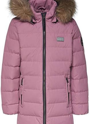 Пуховик зимняя курточка lego wear