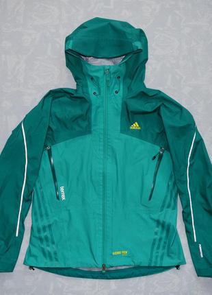 Мембранная ветровка adidas gore-tex active terrex formotion влагоотталкивающая куртка