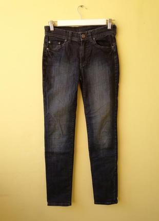 Брендовые джинсы anna montana angelika темно-синие