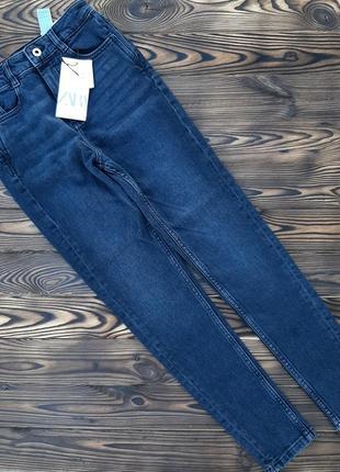 Фирменные джинсы скинни zara 2020