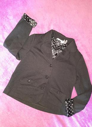Пиджак школьный на 1- 3 класс