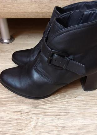 Продам ботинки stefano sabei .i.a -натуральная кожа