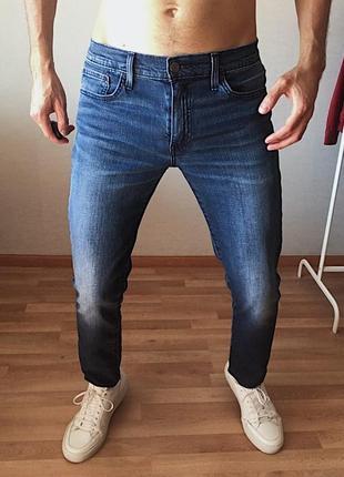 Мужские джинсы levi's джинси