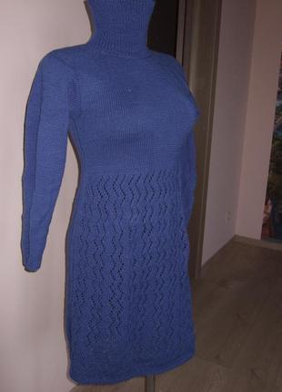 Плаття вязане