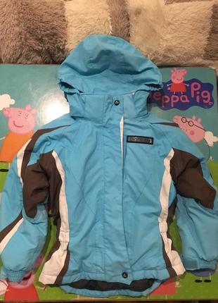 Куртка зимняя лыжная