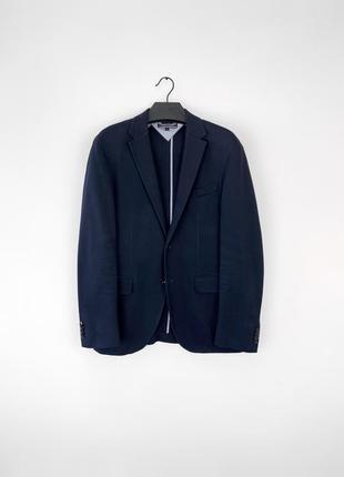 Tommy hilfiger якісний брендовий регулярний піджак