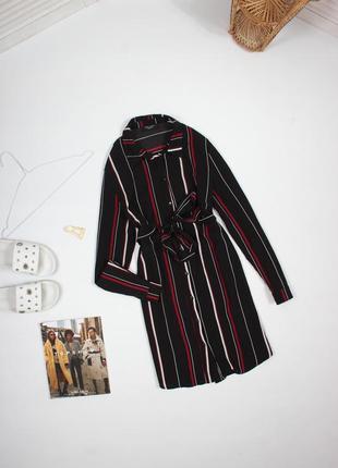 Платье в полоску от new look