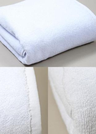 Хлопковые махровые полотенца для лица и банные крутого отельного качества