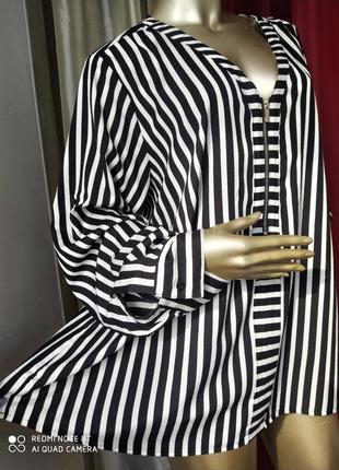 Шолковая рубаха,блуза original calvin klein