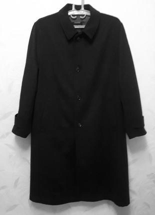 Стильное брендовое пальто, 54-56-58, шерсть, полиэстер, кашемир, lodenfrey
