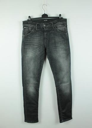 Крутые джинсы jack&jones glen fox slim fit jeans
