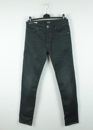 Стильные зауженные джинсы jack&jones tim 720 slim fit jeans