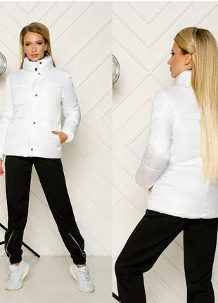 Красивая женская куртка