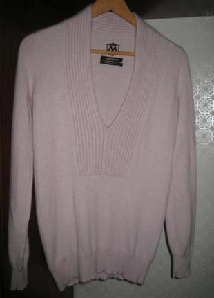 Кашемировый свитер, кашемир 100%