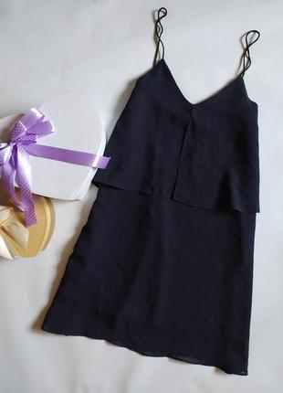 Легкий сарафан платье свободного кроя