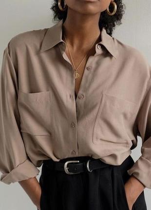 Шикарная рубашка от zara🔥